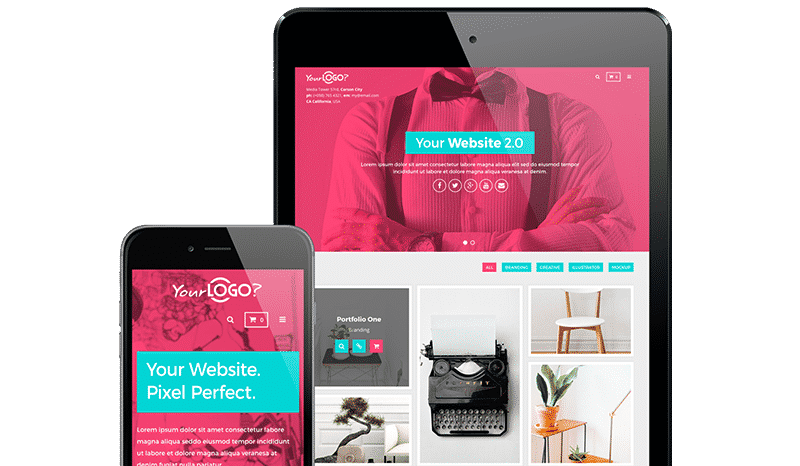 Web Design Aberdeen   Responsive Web Design   Creative Impact