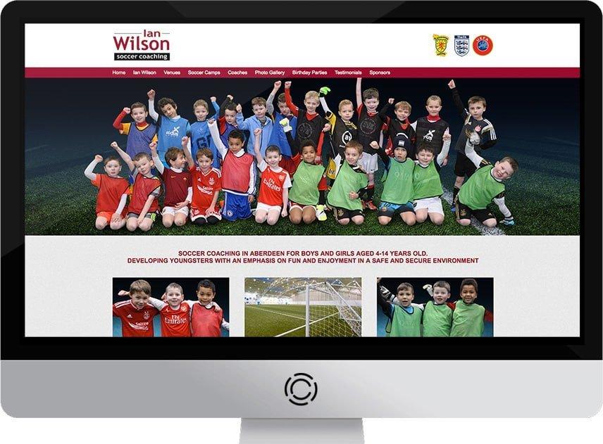 Web Design Aberdeen | Ian Wilson | Creative Impact