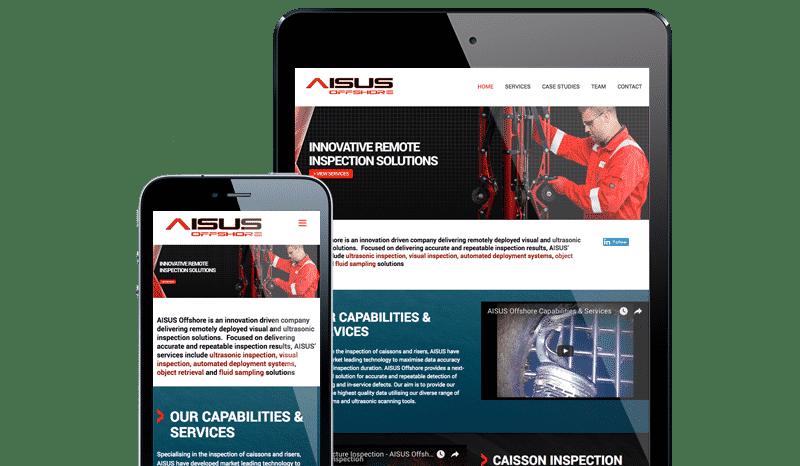 Title Web Design Aberdeen | Responsive Web Design | Creative Impact