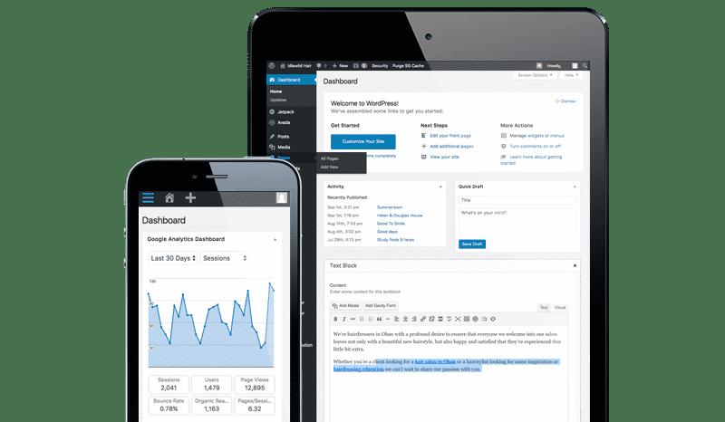 Web Design Aberdeen | Responsive Web Design | Creative Impact