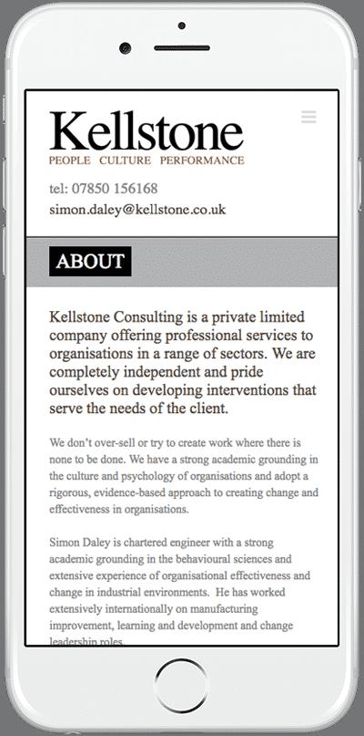Web Design Aberdeen | Kellstone | Creative Impact