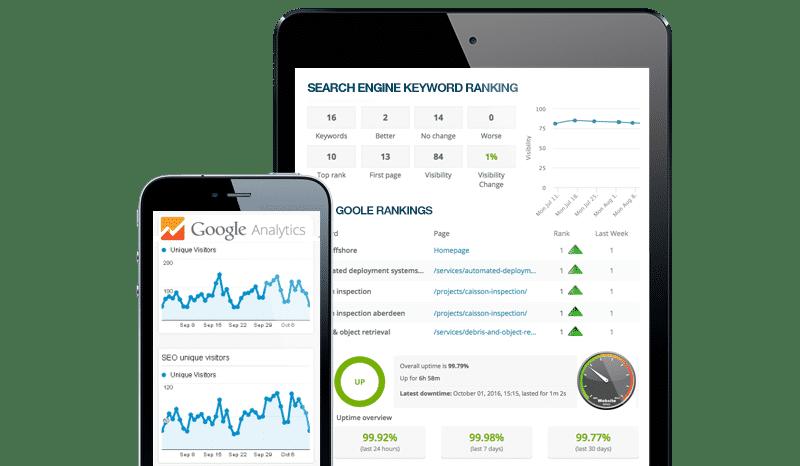 Search Engine Optimisation Aberdeen | Creative Impact