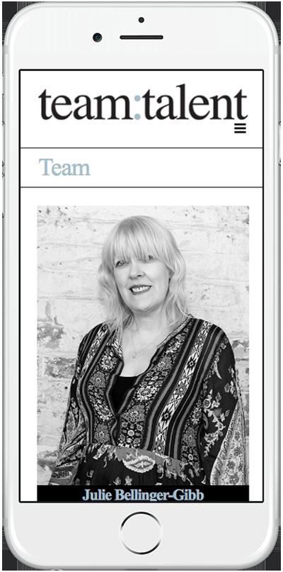 Web Design Aberdeen   Team Talent   Creative Impact