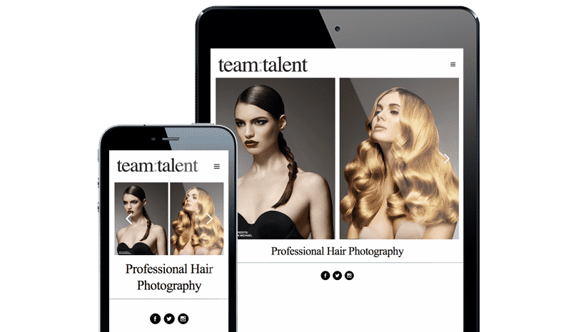 Web Design Aberdeen | Team Talent | Creative Impact